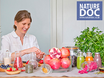 Nature Doc Menu | Healthy Eating - Natural Growth | 22 Street Lane Nursery, Leeds
