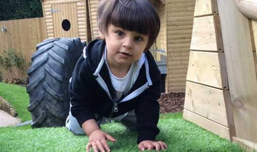 Nature Play - Outdoor Discovery and Magic | 22 Street Lane Nursery, Leeds
