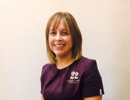 Kate, Nursery Senior Management Team | 22 Street Lane Nursery, Leeds