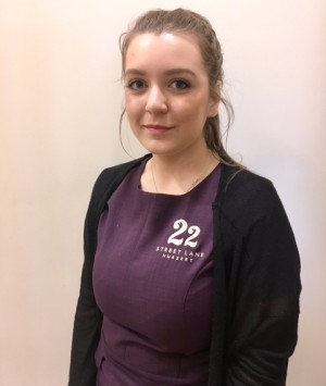 Paige Yates, Ducklings Room Staff   22 Street Lane Nursery, Leeds
