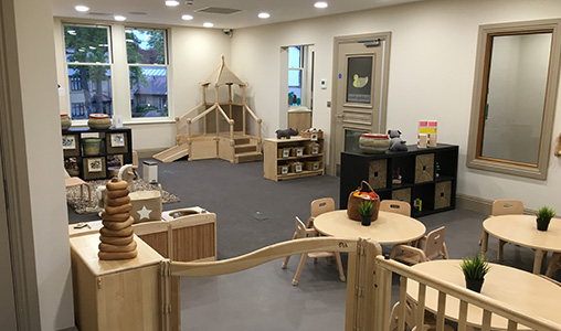 Our Nursery Rooms | 22 Street Lane Nursery, Leeds