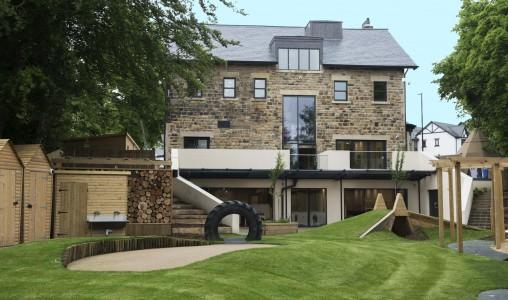 Our Prestigious Building | 22 Street Lane Nursery, Leeds