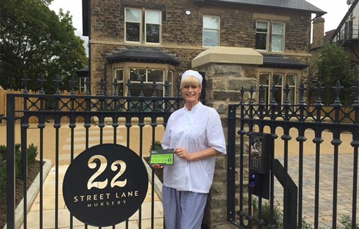 Awarded 5* Rating - Food Hygiene Rating | 22 Street Lane Nursery, Leeds