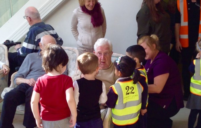 Richmond House Visit | 22 Street Lane Nursery, Leeds