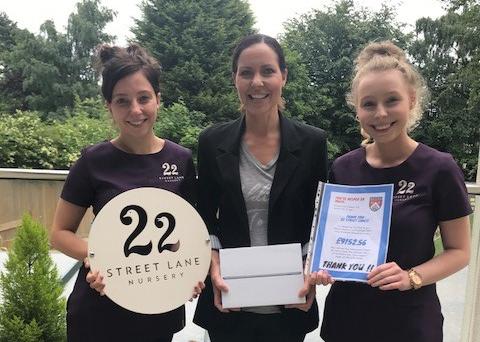 22SLN Help Local School Raise Over £9,000! | 22 Street Lane Nursery, Leeds