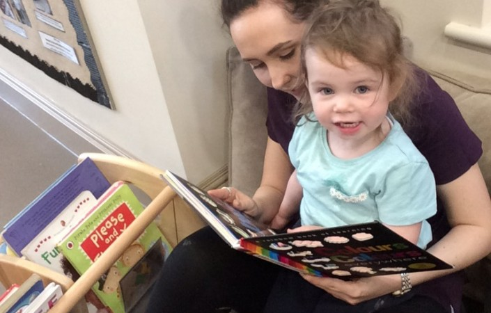 The Importance of Books at Home | 22 Street Lane Nursery, Leeds