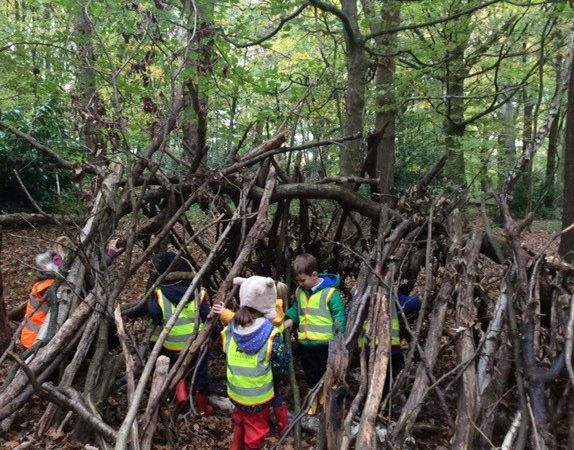 Forest School | 22 Street Lane Nursery