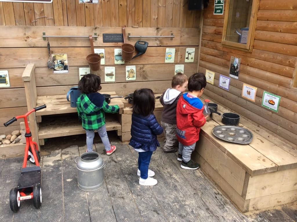 Mud Kitchen Street Lane Nursery besides  besides Pt Lesson Plan Materials Snapshot Senses likewise Preschool Sorting Worksheets The Senses Sound And Taste X together with Evergreen Gratitude Craft. on preschool 5 senses