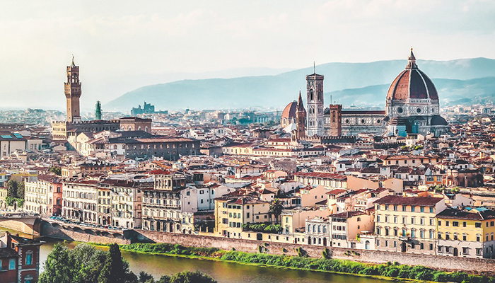 ITALY; Country of the Month