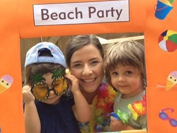 Beach Party | 22 Street Lane Nursery