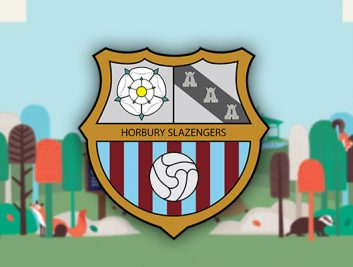 Horbury Slazenger's FC Sponsorship