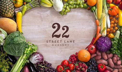 Healthy Eating - Natural Growth | 22 Street Lane Nursery, Leeds