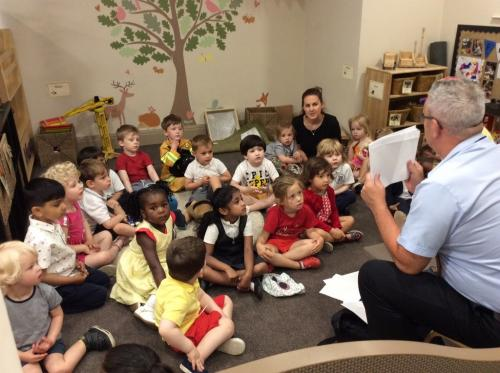 Fire Safety Education at 22 Street Lane Nursery | 22 Street Lane Nursery, Leeds