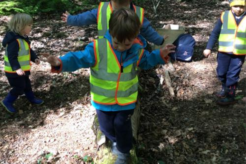 Forest School | 22 Street Lane Nursery, Leeds
