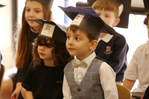 Graduation Day, Class of 2017 Swans | 22 Street Lane Nursery, Leeds