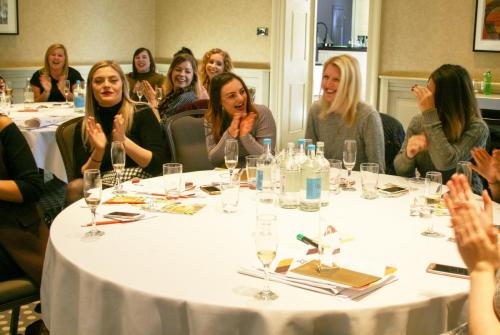 Awards Ceremony Photos | 22 Street Lane Nursery, Leeds