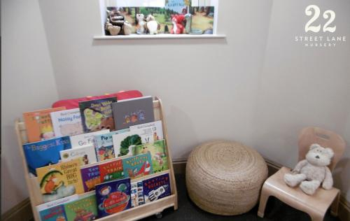 Cygnets Room: Age 2-3 Years | 22 Street Lane Nursery, Leeds