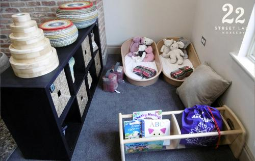 Ducklings Room: 11 Months Plus | 22 Street Lane Nursery, Leeds