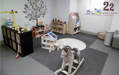 Swans Room: Age 3-5 Years | 22 Street Lane Nursery, Leeds