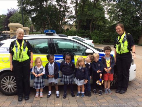 Police visit at 22 Street Lane Nursery   22 Street Lane Nursery, Leeds