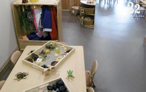 Cygnets Room: Age 2-3 Years   22 Street Lane Nursery, Leeds