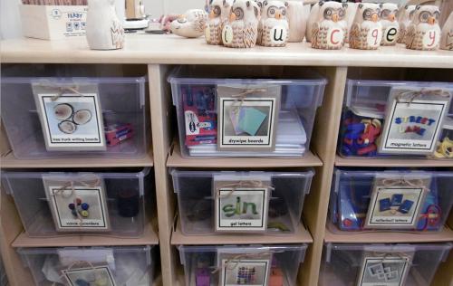 Swans Room: Age 3-5 Years   22 Street Lane Nursery, Leeds